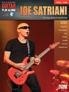 Joe Satriani - Guitar Play-Along Vol. 185 ebook by Joe Satriani