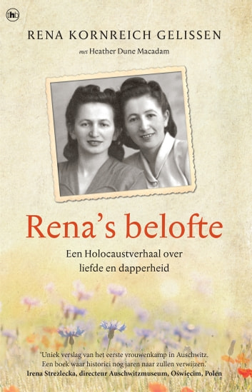Rena's belofte ebook by Rena Komreich Gelisse,Heather Dune Macadam