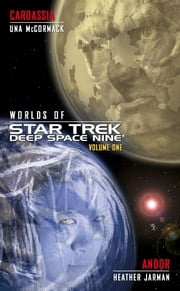 Star Trek: Deep Space Nine: Worlds of Deep Space Nine #1: Cardassia and Andor ebook by Una McCormack,Heather Jarman