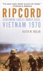 Ripcord ebook by Keith Nolan