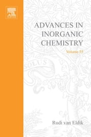 Advances in Inorganic Chemistry ebook by van Eldik, Rudi