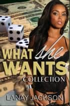 What She Wants Collection ebook by Lanay Jackson
