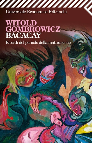 Bacacay ebook by Witold Gombrowicz