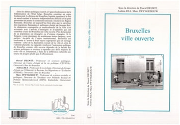 Bruxelles ville ouverte ebook by Collectif