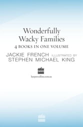 Wonderfully Wacky Families ebook by Jackie French