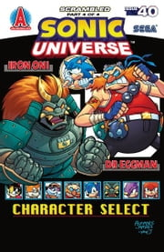Sonic Universe #40 ebook by Ian Flynn, Jamal Peppers