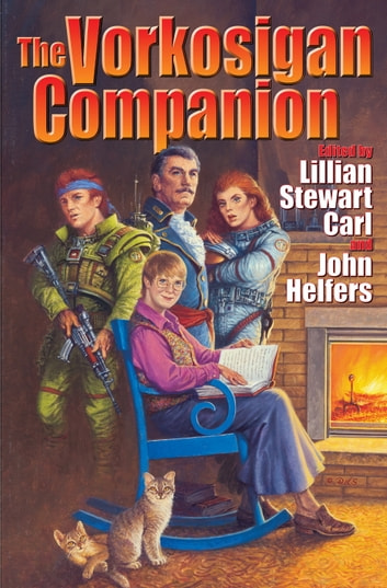 The Vorkosigan Companion ebook by Lois McMaster Bujold