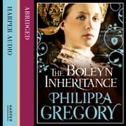 The Boleyn Inheritance audiobook by Philippa Gregory, Kati Nicholl