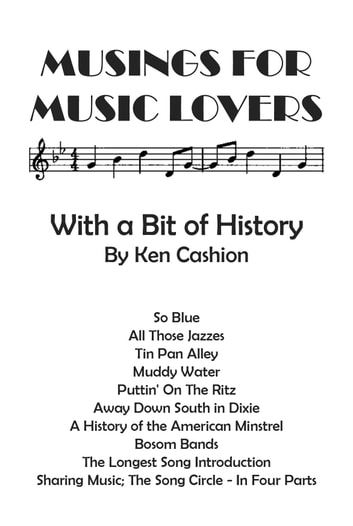 Musings for Music Lovers ebook by Kenneth Cashion