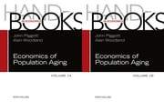 Handbook of the Economics of Population Aging ebook by John Piggott,Alan Woodland