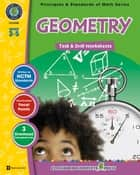 Geometry - Task & Drill Sheets Gr. 3-5 ebook by Mary Rosenberg