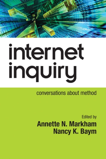 Internet Inquiry - Conversations About Method ebook by