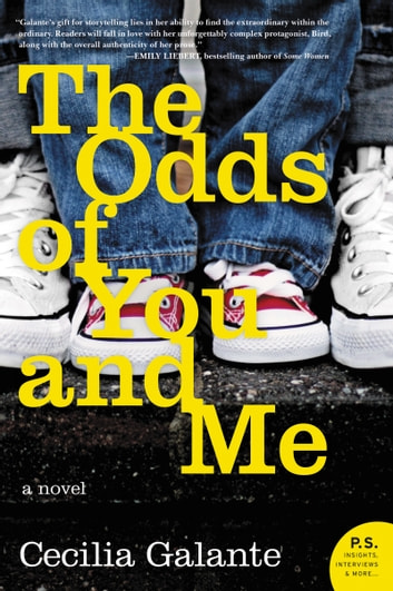 The odds of you and me ebook by cecilia galante 9780062434869 the odds of you and me a novel ebook by cecilia galante fandeluxe Document