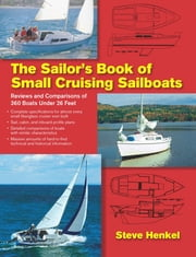 The Sailor's Book of Small Cruising Sailboats : Reviews and Comparisons of 360 Boats Under 26 Feet: Reviews and Comparisons of 360 Boats Under 26 Feet - Reviews and Comparisons of 360 Boats Under 26 Feet ebook by Steve Henkel