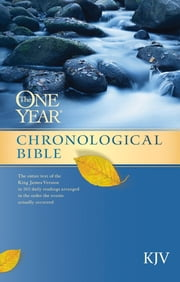 The One Year Chronological Bible KJV ebook by Tyndale