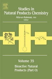 Studies in Natural Products Chemistry ebook by Atta-ur-Rahman