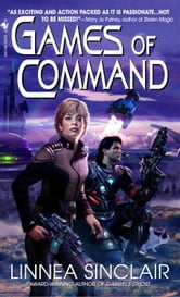 Games of Command ebook by Linnea Sinclair