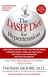 The DASH Diet for Hypertension ebook by Thomas J. Moore,Mark Jenkins