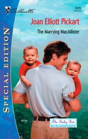 The Marrying MacAllister ebook by Joan Elliott Pickart