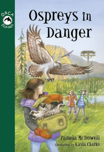 Ospreys in Danger ebook by Pamela McDowell