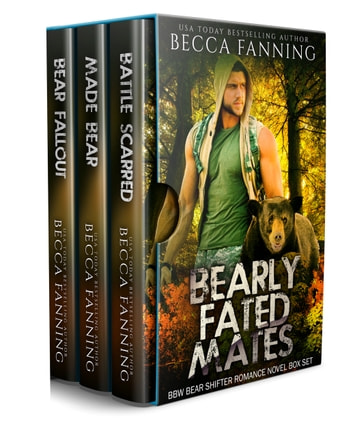 Bearly Fated Mates ebook by Becca Fanning
