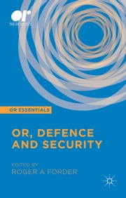 OR, Defence and Security ebook by Roger Forder