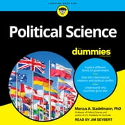 Political Science For Dummies audiobook by Marcus A. Stadelmann