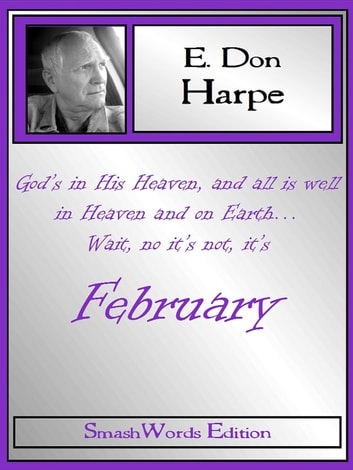 February ebook by E. Don Harpe