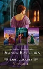 Silent In The Grave/Silent In The Sanctuary/Silent On The Moor ebook by Deanna Raybourn