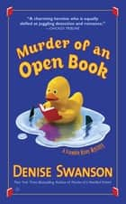 Murder of An Open Book ebook by Denise Swanson
