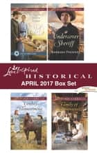 Love Inspired Historical April 2017 Box Set - The Rancher's Surprise Triplets\Cowboy Homecoming\Undercover Sheriff\Family of Convenience ebook by Linda Ford, Louise M. Gouge, Barbara Phinney,...