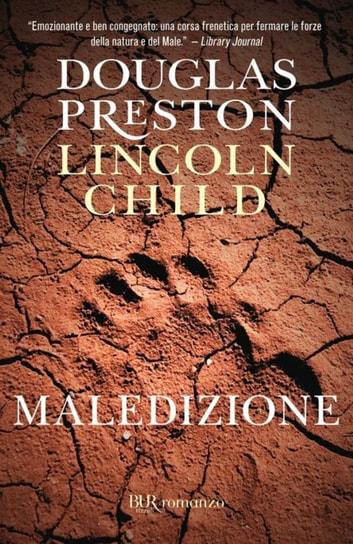 Maledizione ebook by Douglas Preston,Lincoln Child