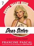 Dear Sister (Sweet Valley High #7)