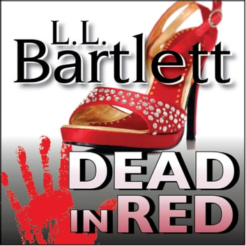 Dead In Red audiobook by L.L. Bartlett