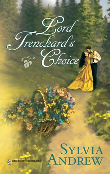 Lord Trenchard's Choice ebook by Sylvia Andrew