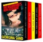 The Billionaires New Assistant: Parts I-V ebook by Georgina Sand