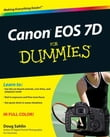 Canon EOS 7D For Dummies