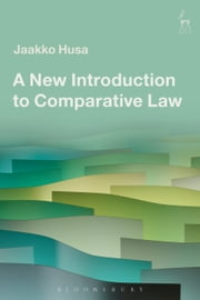A New Introduction to Comparative Law ebook by Jaakko Husa