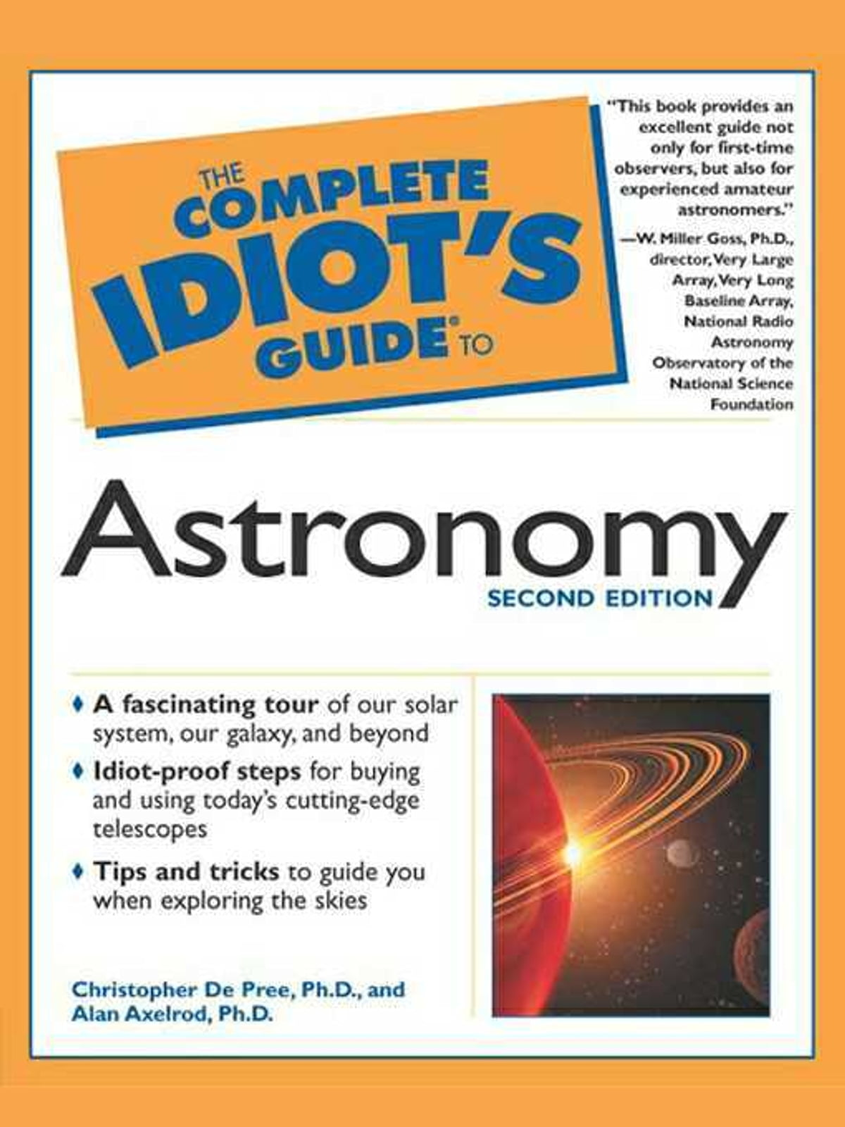 Review The Complete Idiot's Guide to Astrology