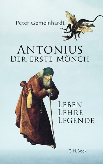 Antonius - Der erste Mönch ebook by Peter Gemeinhardt