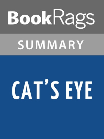 Cats Eye By Margaret Atwood Summary Study Guide Ebook By Bookrags