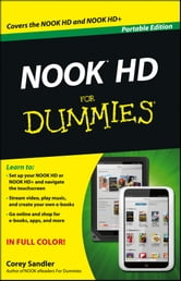 NOOK HD For Dummies, Portable Edition ebook by Corey Sandler