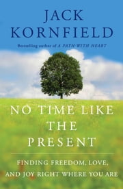 No Time Like the Present - Finding Freedom, Love, and Joy Right Where You Are ebook by Jack Kornfield