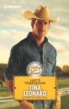 Last's Temptation ebook by Tina Leonard