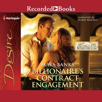 Billionaire's Contract Engagement audiobook by Maya Banks