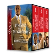 Best of the Garrisons Box Set - Stranded with the Tempting Stranger\Secrets of the Tycoon's Bride\The Executive's Surprise Baby ebook by Brenda Jackson, Emilie Rose, Catherine Mann
