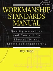 Workmanship Standards Manual ebook by Skipp, Ray