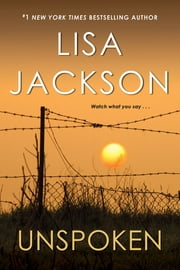 Unspoken ebook by Lisa Jackson