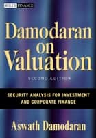 Damodaran on Valuation ebook by Aswath Damodaran