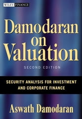 Damodaran on Valuation - Security Analysis for Investment and Corporate Finance ebook by Aswath Damodaran